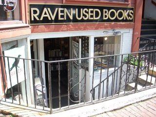Ravenusedbooks