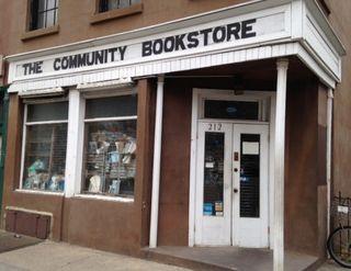 Communitybook_brooklyn_store