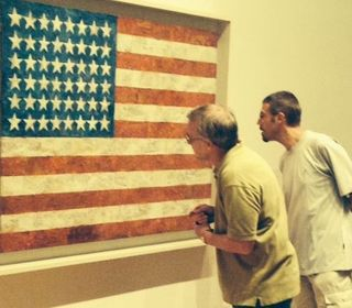 Capture_jasperJohns_flag