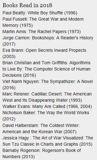 Booksread2018pt1