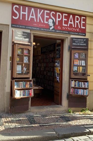 ShakespeareBooks_Prague
