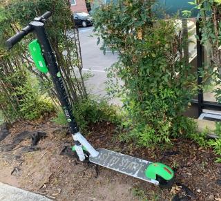 BatteredScooter