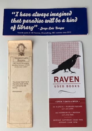 FavoriteBookMarks