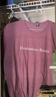 DestinationBooksT-shirts