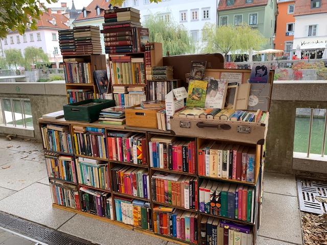 Bookstall_ljubjanica